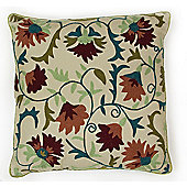 Sabichi Tempest Jacobean Cushion
