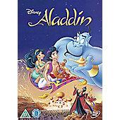 Disney: Aladdin (DVD)