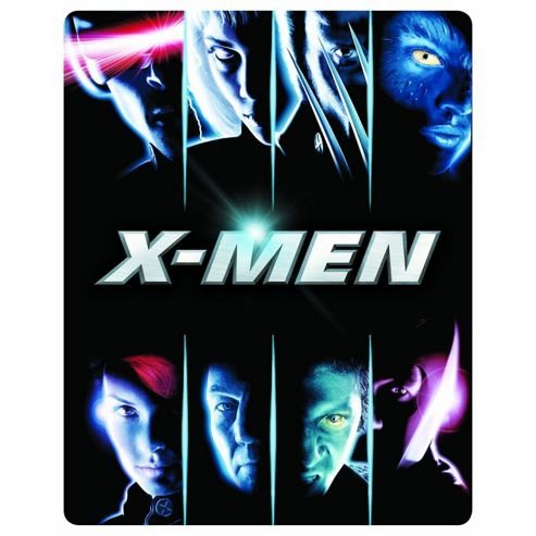 X-Men - Limited Edition Steelbook Blu-Ray + DVD