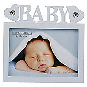 Baby Photo Frame, Blue
