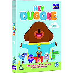 Hey Duggee: The Super Squirrel Badge