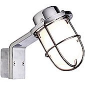Nordlux Marina 1 Light Wall Bracket in Chrome