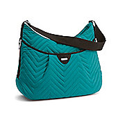 Mamas & Papas - Ellis Shoulder Bag - Teal Quilt