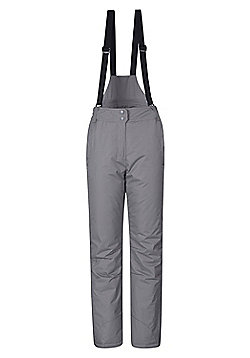 Mountain Warehouse Moon Womens Ski Pants - Grey