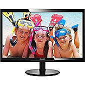 "Philips 246V5LSB 61 cm (24"") LED Monitor - 16:9 - 5 ms"