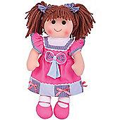 Bigjigs Toys 38cm Doll BJD022 Emma