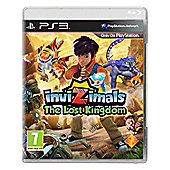 Invizimals: The Lost Kingdom (PS3)