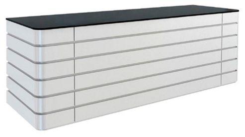 Norstone Baho White TV Cabinet