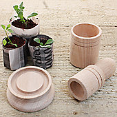 Greena Seedling Paper Potter