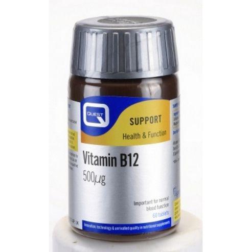 Vitamin B12 500ug