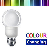 MiniSun Colour Changing ES E27 LED Light Bulb