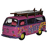 VW Camper & Surfboards