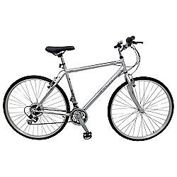 Saxon Trail 700c Mens' Hybrid Bike