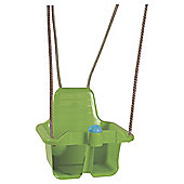 Tesco Safety Baby Swing Green
