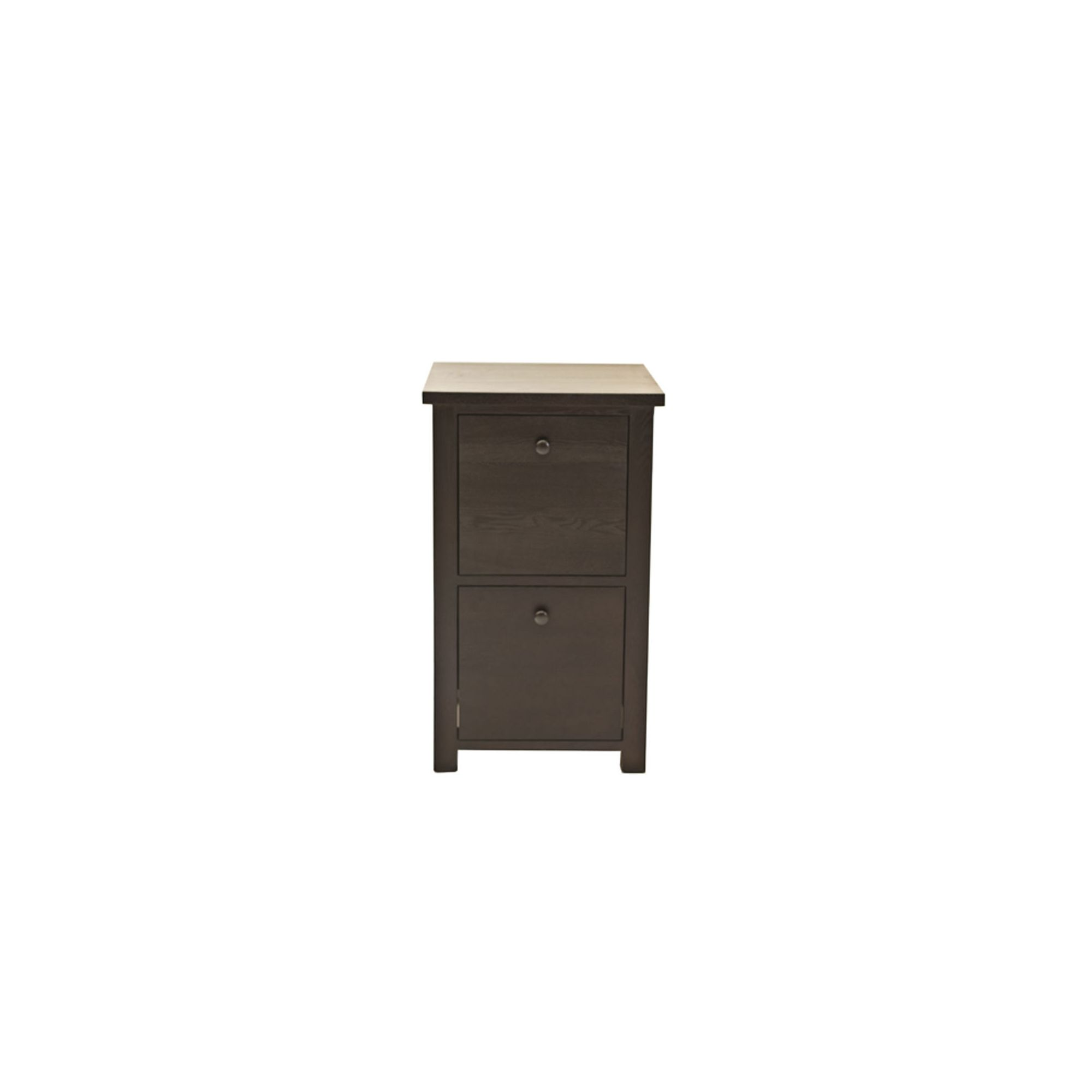 Baumhaus Kudos 2 Drawer Filing Cabinet at Tesco Direct
