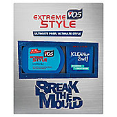 VO5 Extreme Style Ultimate Prep Duo Gift Pack