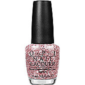 OPI Nail Lacquer / Polish - Lets Do Anything We Want - 15ml