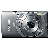 "Canon Ixus 150 Digital Camera, Grey, 16 MP, 8x Optical Zoom, 3"" LCD Screen"