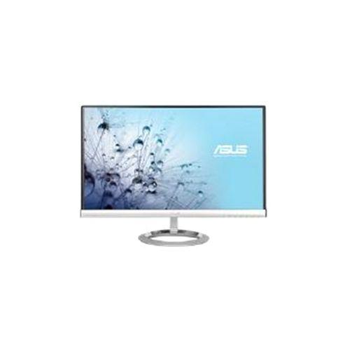 Asus Designo MX239H (23 inch) IPS HD Monitor 80000000:1 250 cd/m2 1920 x 1080 5ms DVI HDMI VGA (Silver)