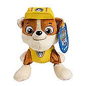 Paw Patrol Pup Pals - Rubble Soft Toy