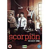Scorpion Season 1 DVD