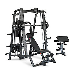 Bodymax CF484/CF680T Deluxe Full Linear Smiths System