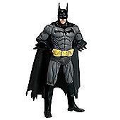 Rubies Fancy Dress Costume - Collectors Edition Batman Costume - ADULT UK STANDARD