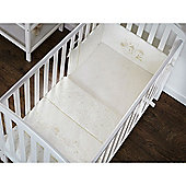 OBaby Hello Little One Quilt & Bumper Set (Cream)