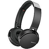 Sony MDRXB650BT Wireless Headphones (Black)