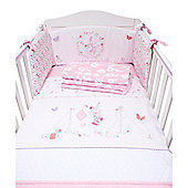 B Baby Bedding My Little Garden Bed In A Bag Size cot/cot bed