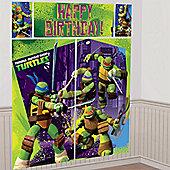 Ninja Turtles Scene Setter - 1.8m