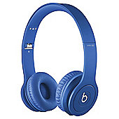 Beats By Dr Dre Solo Hd Over-the-ear overhead headphones , Blue