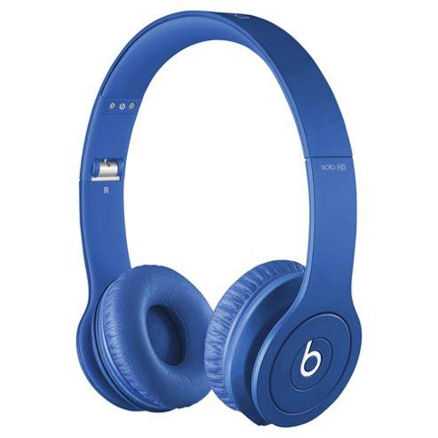 BEATS BY DR DRE Solo HD Headphones - Monochromatic Blue