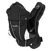 Kiddy Heartbeat Small Baby Carrier (Racing Black)