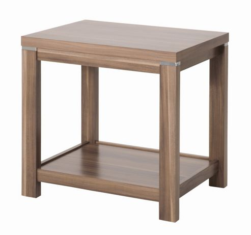 Urbane Designs Samba Nut End Table