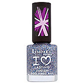 Rimmel London I Love Lasting Finish Nail Polish 500 Disco Ball