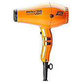 Parlux 385 Powerlight Hair Dryer Orange