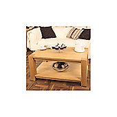 Baumhaus Aston Oak Medium Coffee Table