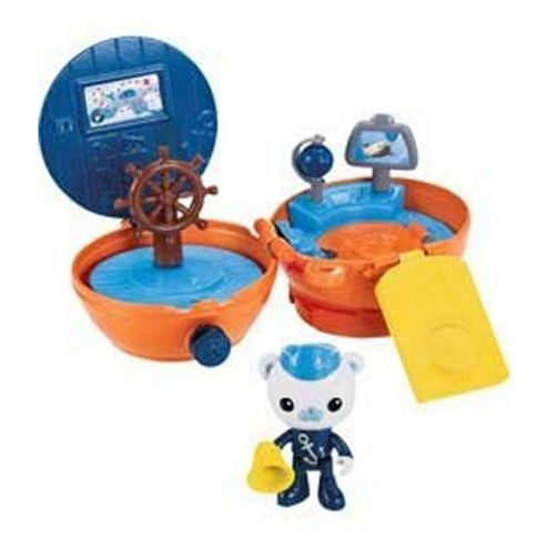 Octonauts Mini Octo-Pod - Assortment – Colours & Styles May Vary