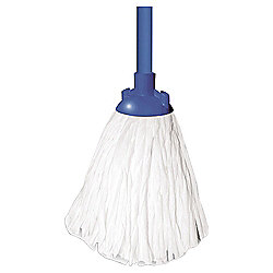 Tesco Basics String Mop Blue