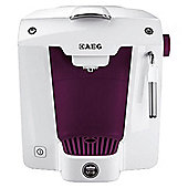 Lavazza A Modo Mio Favola Espresso Coffee Machine LM5100PU By AEG
