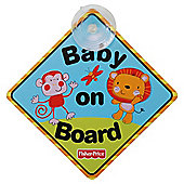 East Coast FISHER PRICE BOB SIGN