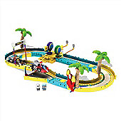 K'nex Mario And Donkey Kong Beach Race Building Set