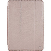 The Joy Factory SmartSuit CSE119G Carrying Case for iPad mini, iPad mini 2, iPad mini 3 - Rose Gold