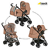 Hauck Condor All-In-One Pushchair, Toast