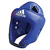 Adidas Boxing Rookie Headguard Blue Extra Large