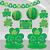St. Patrick's Day Decorations Room Decorating Kit (10 pk)
