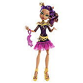 Monster High - Black Carpet Fright, Fright, Camera, Action - Clawdeen Wolf