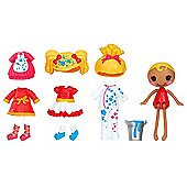 Lalaloopsy Minis Style 'n' Swap Doll - Spot Splatter Splash