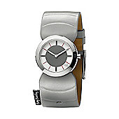 Betty Barclay Round & Round Ladies Stainless Steel Watch - BB227.00.350.924